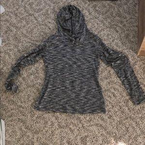 Columbia Long Sleeve T-Shirt Hoodie